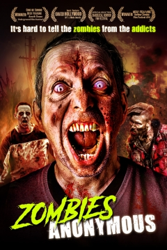 Poster Anonymous Zombie