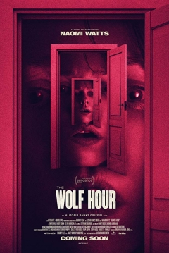 Poster The Wolf Hour
