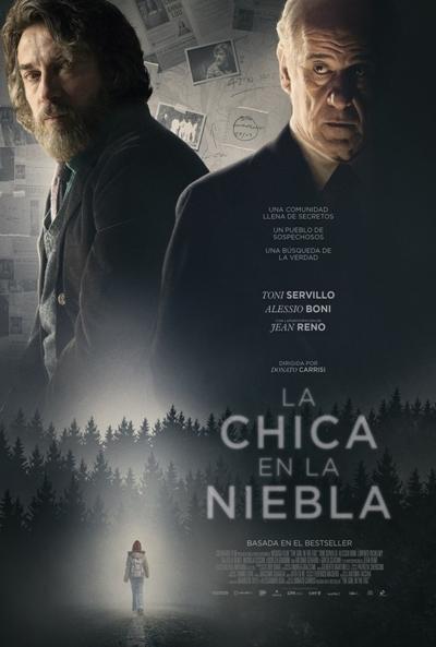 Poster La Chica en la Niebla