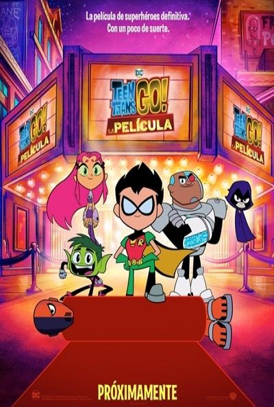 Ficha Teen Titans Go! La Película