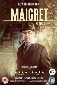 Poster Maigret in Montmartre