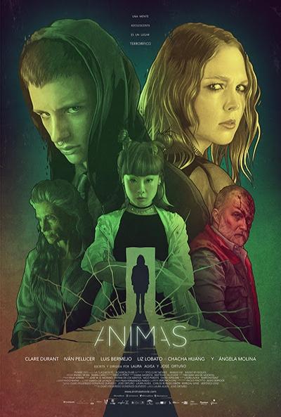 Poster Ánimas