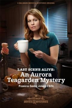 Poster Un Misterio para Aurora Teagarden: Última Escena en Vida