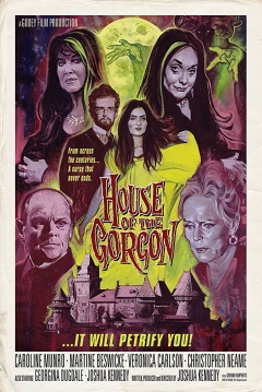 Poster House Of The Gorgon