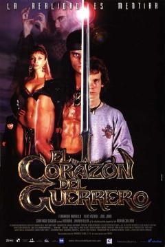 Poster El Corazón del Guerrero
