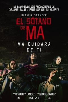 Poster El Sótano de Ma