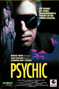Poster The Psychic