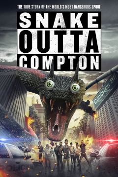 Poster Snake Outta Compton