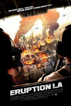 Poster Estallido en Los Ángeles