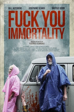 Poster Fuck You Immortality