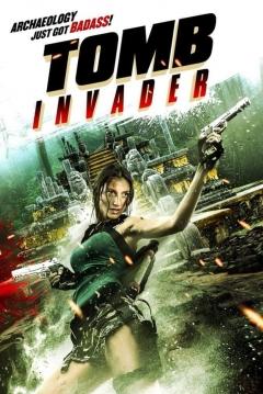Poster Invasores de Tumbas