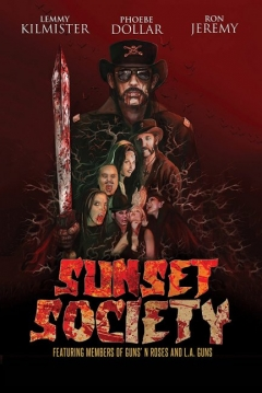 Poster Sunset Society