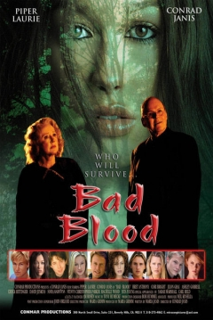 Poster Bad Blood... the Hunger