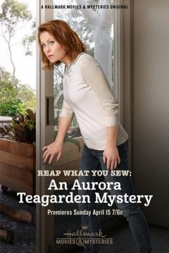 Poster Un Misterio para Aurora Teagarden: Un Diseño Mortal