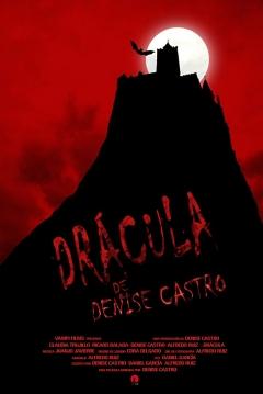 Poster Drácula de Denise Castro