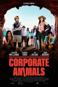 Poster Corporate Animals