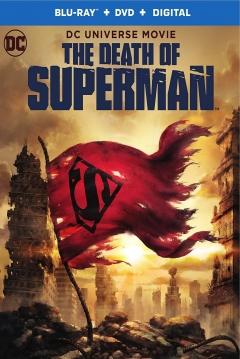 Poster La Muerte de Superman