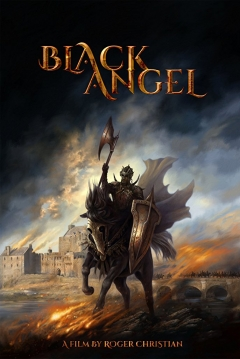 Poster Black Angel