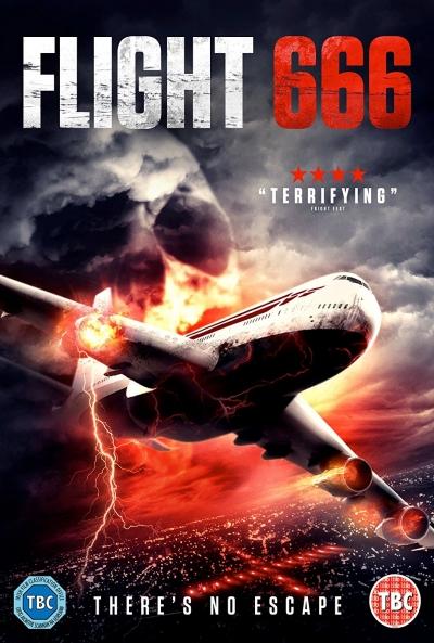 Poster Flight 666
