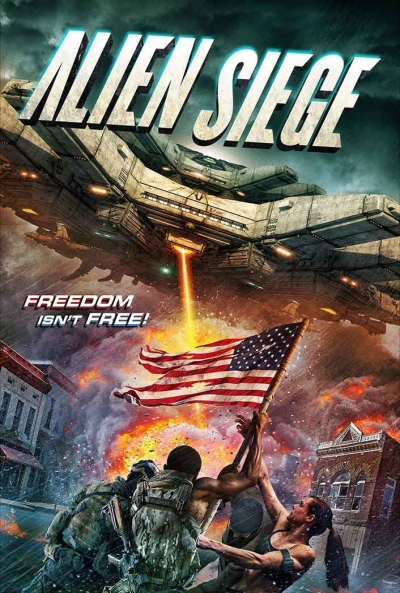 Poster Alien Siege