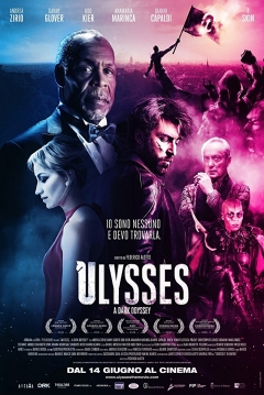 Poster Ulysses: Una Oscura Odisea
