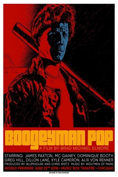 Poster Boogeyman Pop