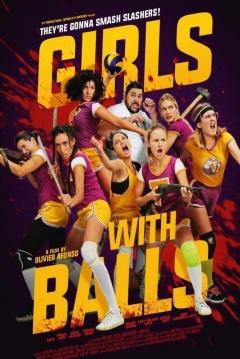 Poster Chicas con Pelotas