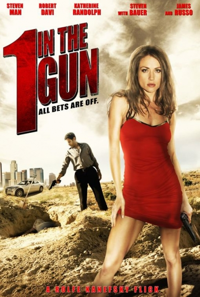 Poster One in the Gun