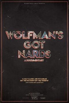 Poster El Hombre Lobo Tiene Pelotas
