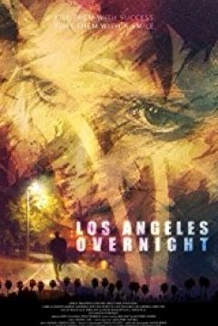 Poster Los Angeles Overnight