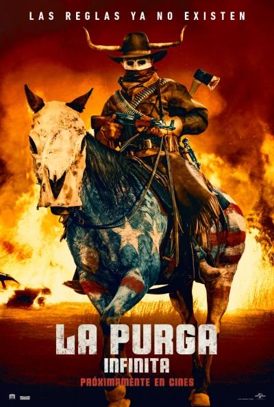Ficha La Purga Infinita (The Purge 5)