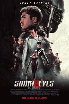 Ficha Snake Eyes: El  Origen
