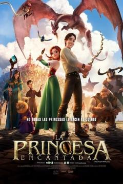Poster La Princesa Encantada