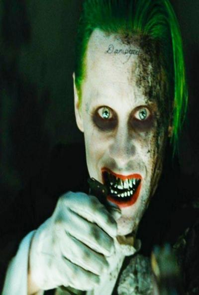 Poster Untitled Jared Leto/Joker Project