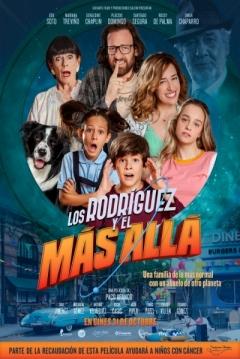 Poster Los Rodríguez y el Más Allá