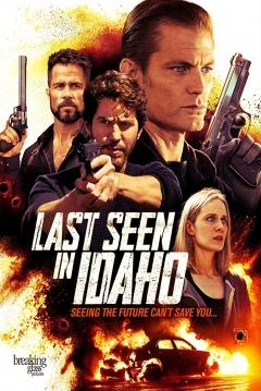 Poster Last Seen In Idaho