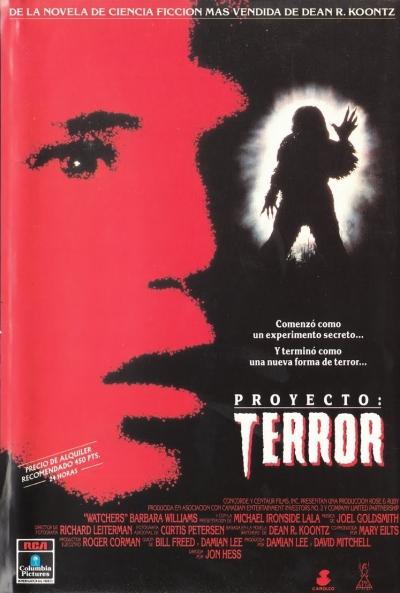 Poster Proyecto Terror
