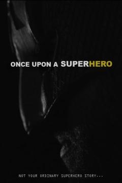 Poster Once upon a Superhero
