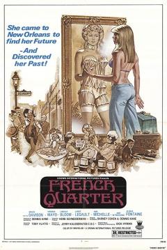 Poster French Quarter