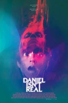 Poster Daniel no es real