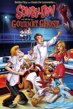 Poster Scooby-Doo y el Fantasma Gourmet