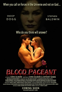 Poster Blood Pageant