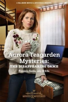 Poster Un misterio para Aurora. El truco de la desaparición