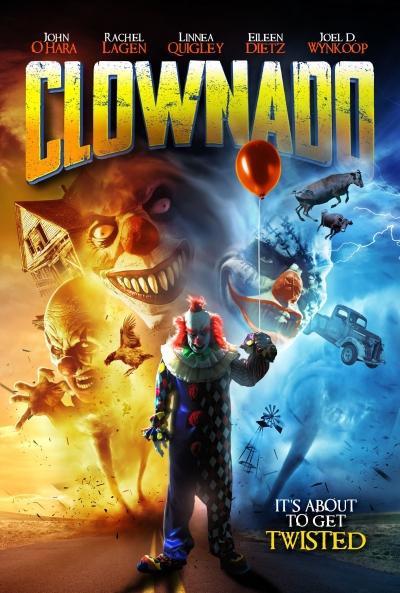 Poster Clownado