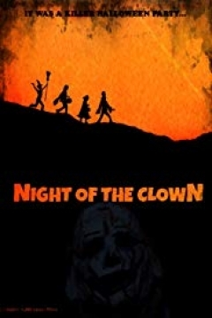 Poster Night of the Clown