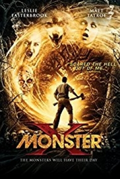 Poster Monster X