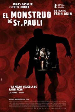 Poster El Monstruo de St. Pauli