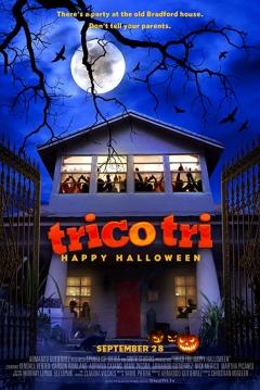 Ficha Trico Tri: Happy Halloween