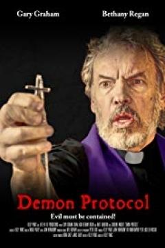 Poster Demon Protocol
