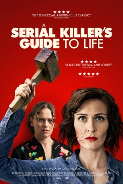 Poster A Serial Killer's Guide to Life